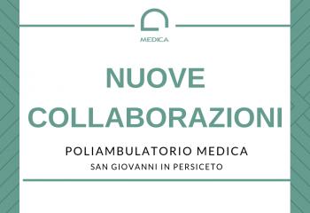 Nuove collaborazioni al MEDICA di San Giovanni in Persiceto