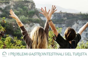 I problemi gastrointestinali del turista